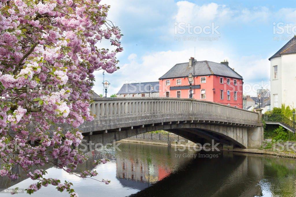 Ansicht von Kilkenny, Irland – Foto