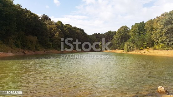 istock A view of lake in Ataturk Arboretum Botanic Park in Istanbul. 1180653299