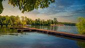 Summer landscape photo collection