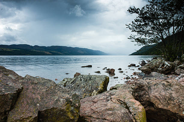 View of loch ness lake in scotland cloudy dramatic light picture id466970114?b=1&k=6&m=466970114&s=612x612&w=0&h=oacvuxm9mumebjcambmk3skasccgfr5lf1ui6vbsj54=