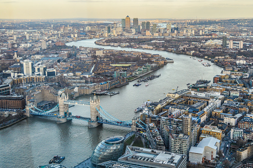 View Of London Stock Photo - Download Image Now