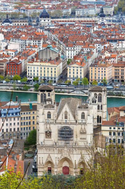 Blick auf Lyon, Frane – Foto