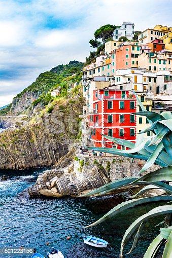 istock View of Manarola village, Cinque Terre, Italy 521223156