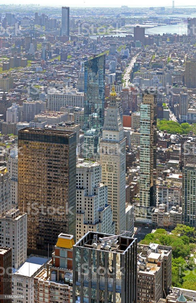 Met Life Insurance >> View Of Metropolitan Life Insurance Company Tower