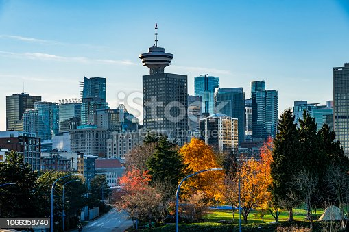 istock view of modern skyscrapers in vancouver 1066358740