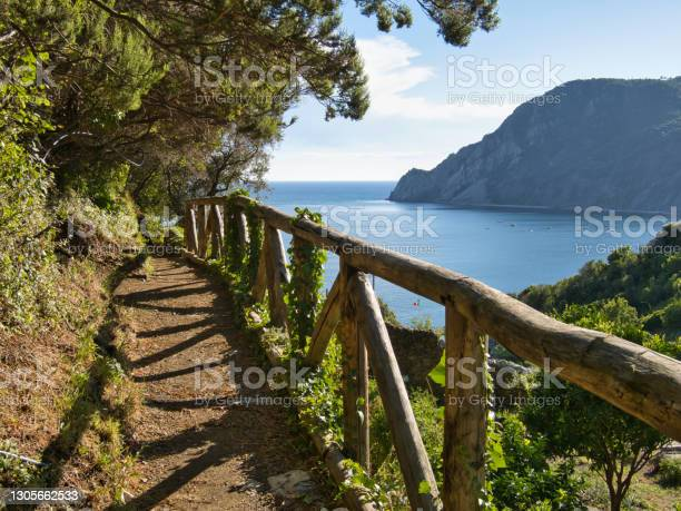 Photo of View of monterosso bay from the Sentiero Azzurro hiking trail (Vernazza - Monterosso section)
