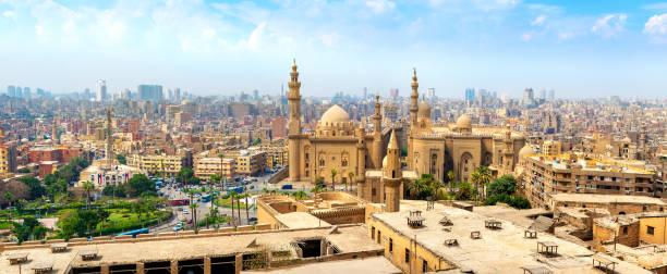 Blick auf die Moschee Sultan – Foto