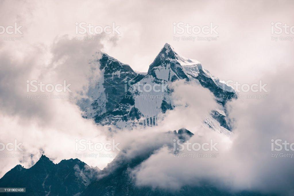 エベレスト 山脈