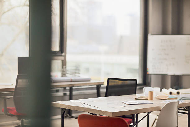 View of office design studio – Foto