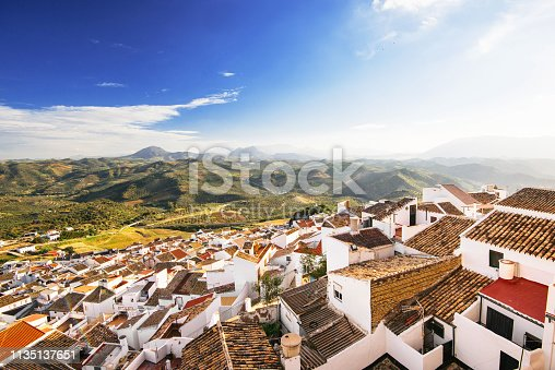 1135138312istockphoto View of Olvera village, Andalusia, Spain 1135137651