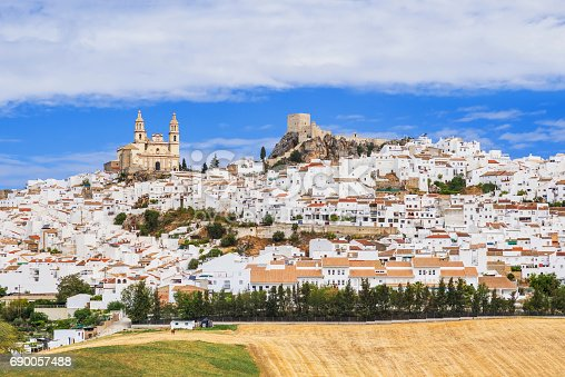 1135138312istockphoto View of Olvera village, Andalusia, Spain 690057488