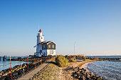 istock View of Paard van Marken lighthouse, Netherlands 1187126162