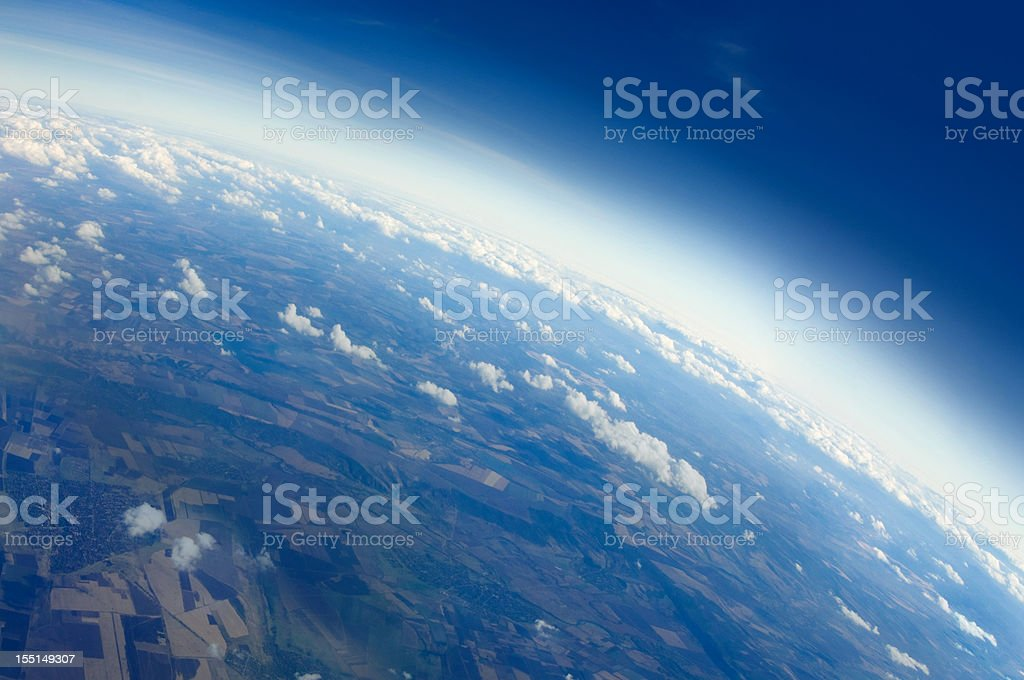 View of Planet Earth​​​ foto