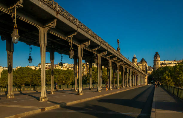 Pont De Passy Stock Photos Pictures Royalty Free Images