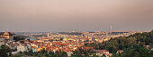 istock view of Prague City from the monastery strahov 618611584