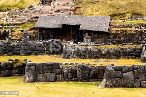 istock View of Sacsayhuaman wall, in Cuzco, Peru. 178860505