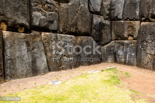 istock View of Sacsayhuaman wall, in Cuzco, Peru. 179234253