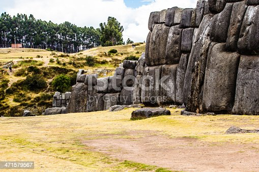 istock View of Sacsayhuaman wall, in Cuzco, Peru. 471579567