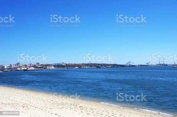 Widok Portu Setubal Portugalia - zdjęcia stockowe i więcej obrazów Architektura