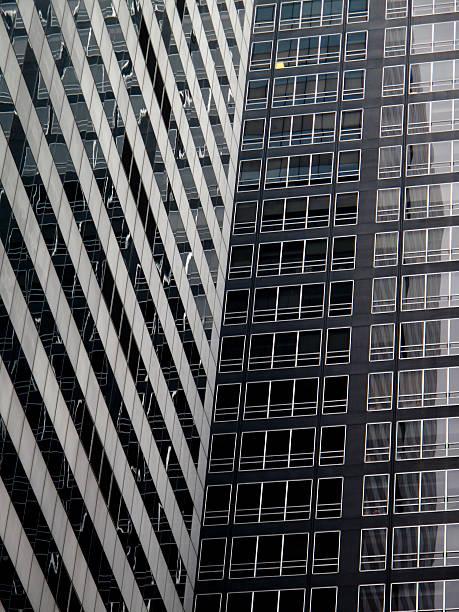 View of skyscraper stok fotoğrafı