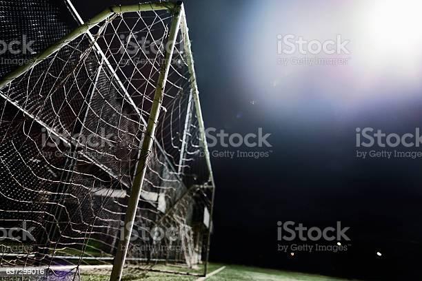 View of soccer field illuminated by stadium light at night picture id637299016?b=1&k=6&m=637299016&s=612x612&h=iujlsynwkoz7i6dx 3kgc5aa4d m1bca4htg7h wxd0=