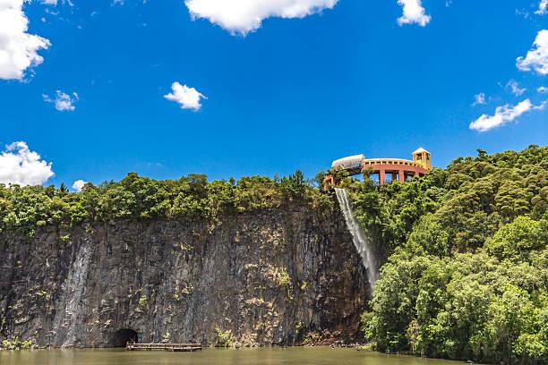 view of tangua park. curitiba, parana/brazil - curitiba stock photos and pictures