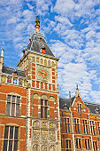 istock View of the Amsterdam Central Station 155253203