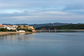 istock view of the castle and village of Milfontes andthe Mira River 1293033130