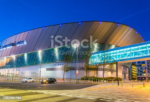 istock View of the ECHO convention center in Liverpool, England 1062261794