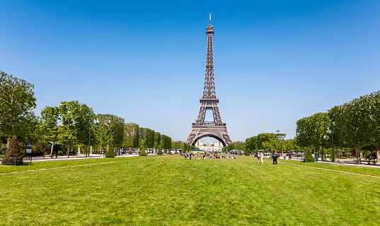 istock View of The Eiffel Tower in Paris France 1094519042