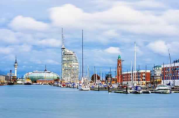 Bremerhaven - foto de stock