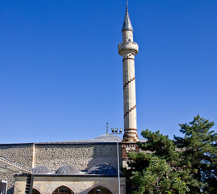 View of the Harput mosque (Sarahatun) elazığ