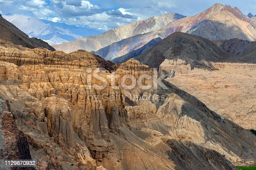 Landscape of Ladakh, Jammu and Kashmir, Ladakh Region, Tibet,Northern India,Nikon D3x
