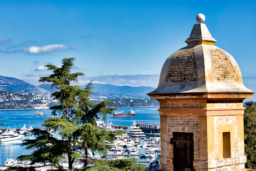 View Of The Port Of Monaco Stock Photo - Download Image Now