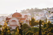 istock View of the Thessaloniki city, Greece 527892532