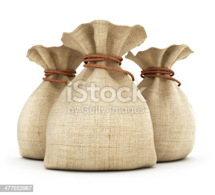 istock View of three bags 477553967