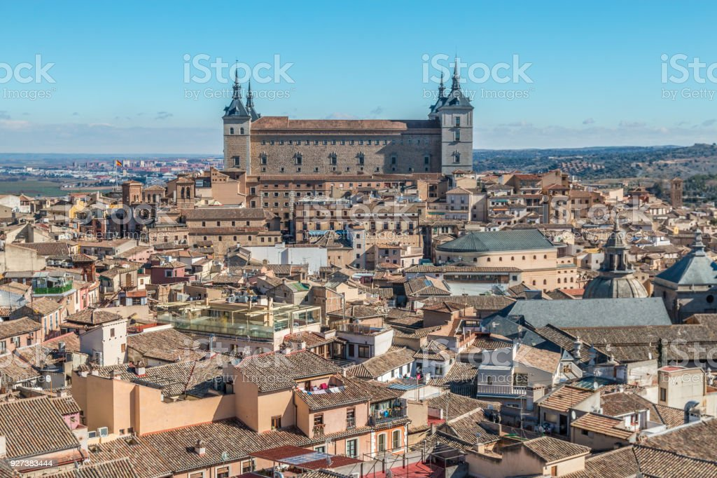 view of toledo spain stock photo more pictures of 2015 istock