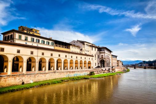 Uffizi gallery, Florence, Tuscany, Italy