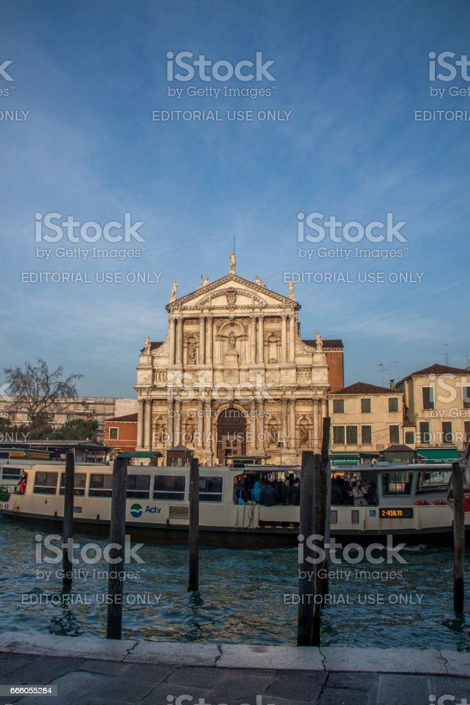 View of Venice, Italy стоковое фото