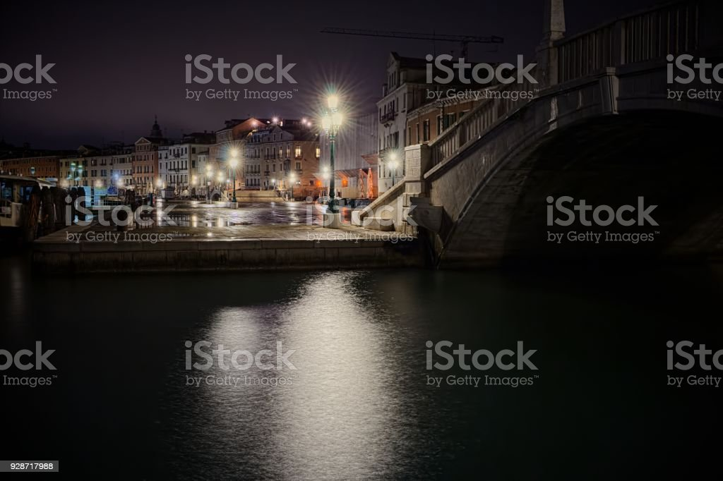 View of Venice stock photo