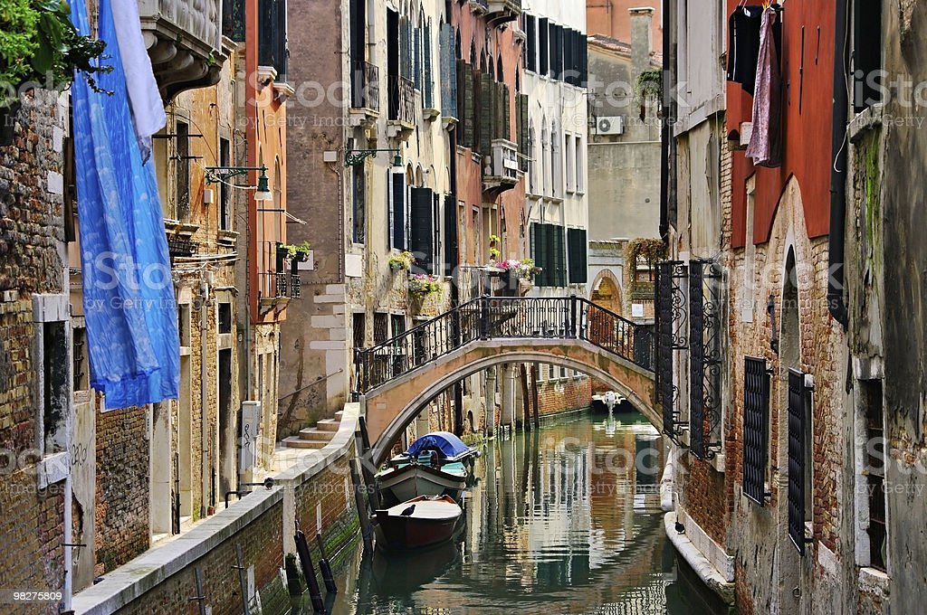 View of Venice. royalty-free stock photo