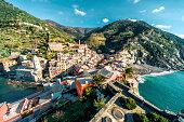 istock View of Vernazza. Italy 162977640