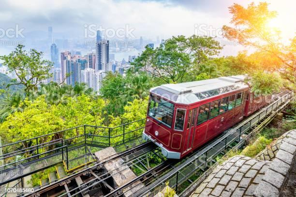 View of victoria peak tram in hong kong picture id1070485460?b=1&k=6&m=1070485460&s=612x612&h=wcpdjf9kam64 xv2s6zgpfqnmzmt4u1si26xixpjn4c=