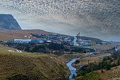 istock View of Vik City, Iceland 1303140829