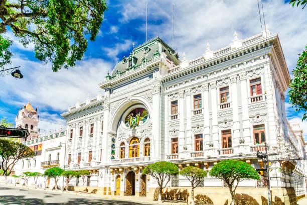 關於蘇克瑞-玻利維亞殖民建築的看法 - 玻利維亞 個照片及圖片檔