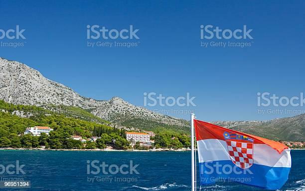 View on Peljesac - Croatia