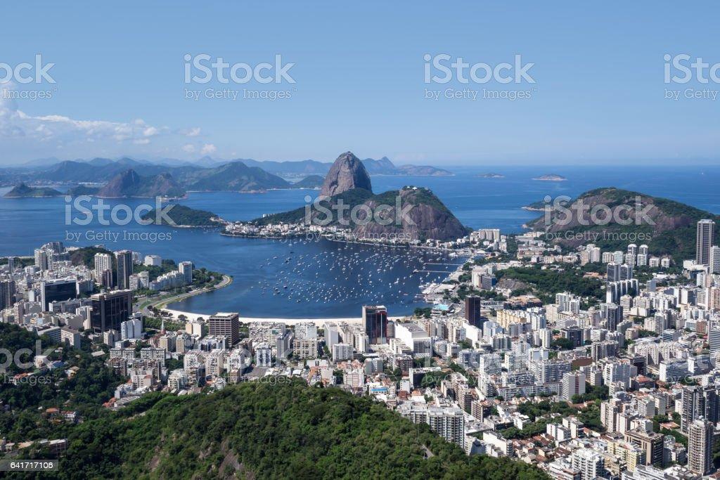 View on Rio de Janeiro foto