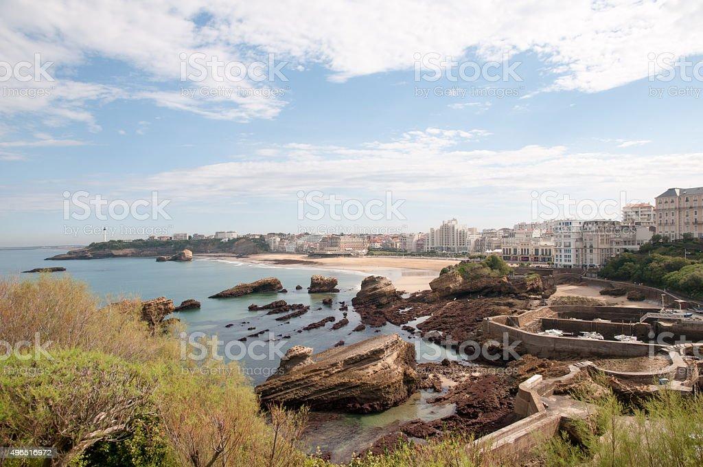 Vue de Biarritz - Photo