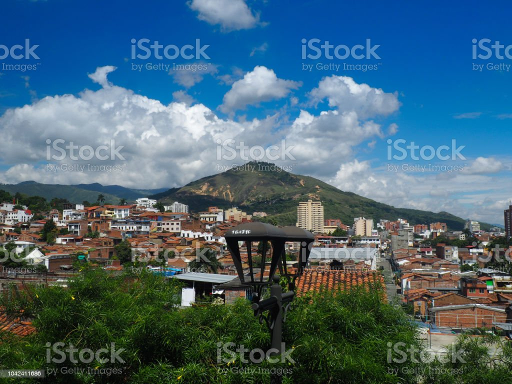 View Over Cali Colombia Stock Photo Download Image Now