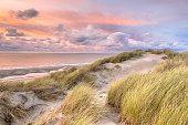 istock View over North Sea from dune 1181508457